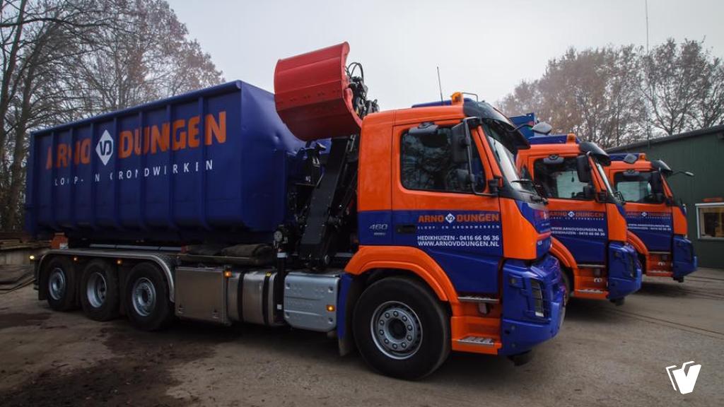 Volvo's Arno vd Dungen
